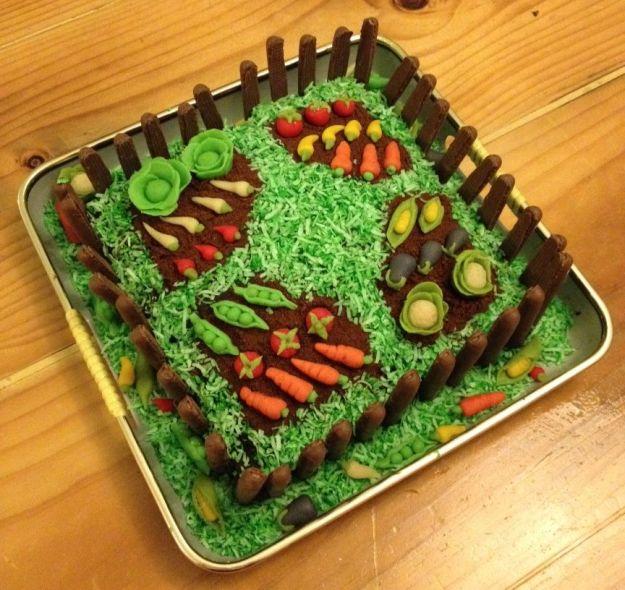 garden cake 1