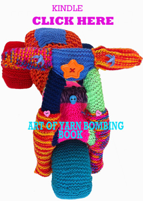 ART OF YARN BOMBING KINDLE EBOOK