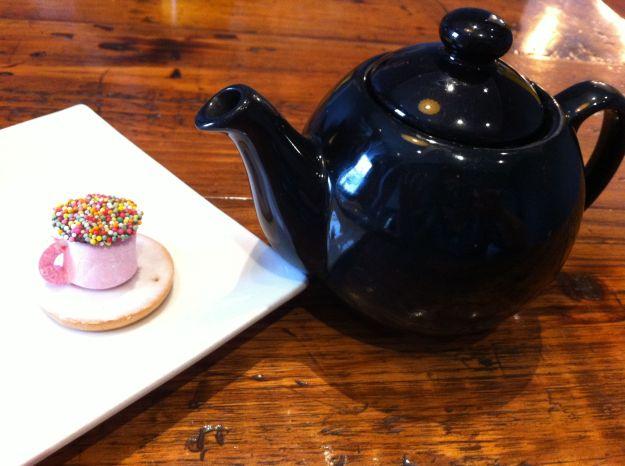 marshmallow teacup