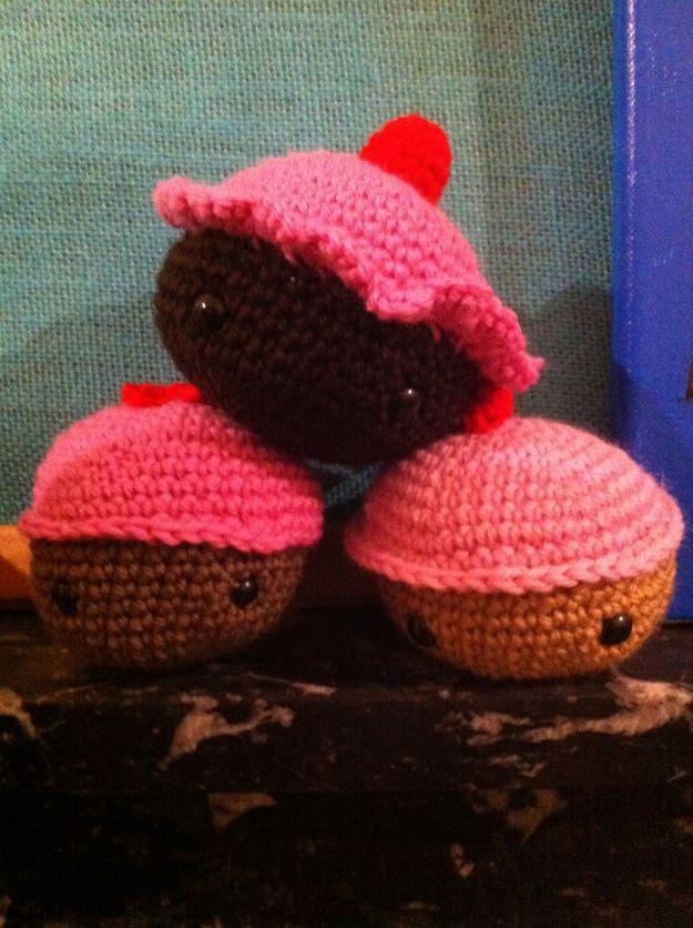 yarn cakes crochet