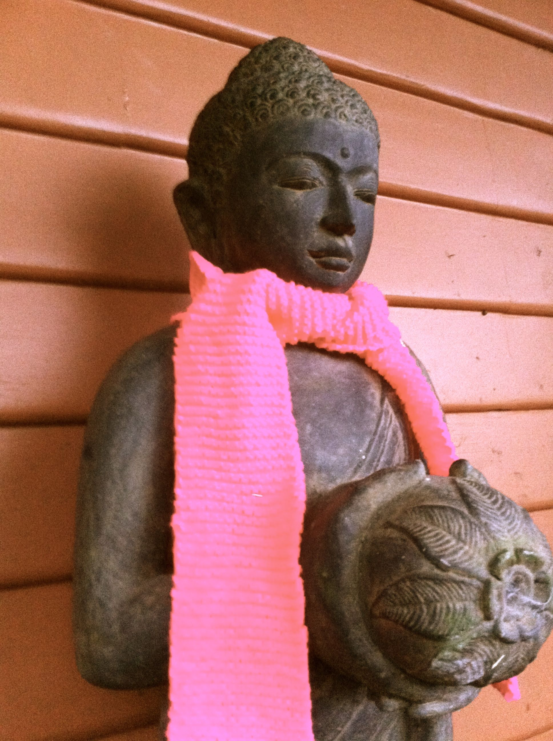 bandana buddhist single men Michael harrigan patterns designers this bandana-style scarf is basically a triangular knit from the top down all elements found in buddhist temples.